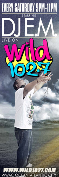 """Saturday Night Dance Party"" on Wild 102.7FM"